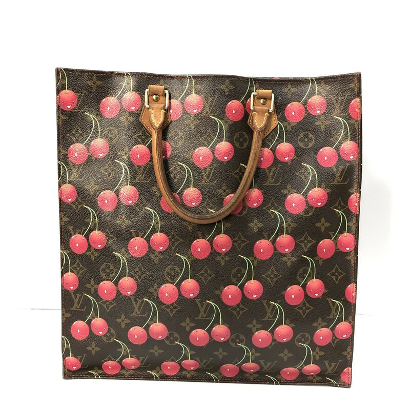 Louis Vuitton Cherry Tote<br /> Extremely Rare!