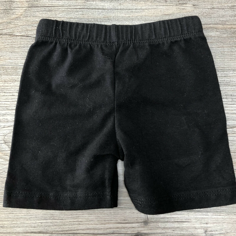 Lycra Bike Shorts, Black, Size: 6-12M<br /> new with tag<br /> Elastic waist