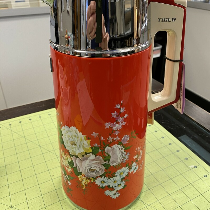 Japanese Tiger Thermos.