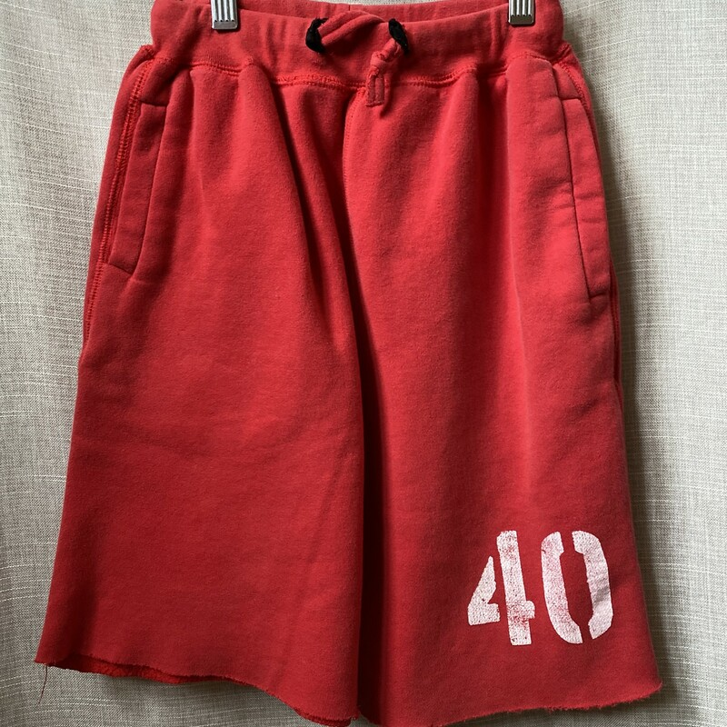 City College, Red, Size: 10