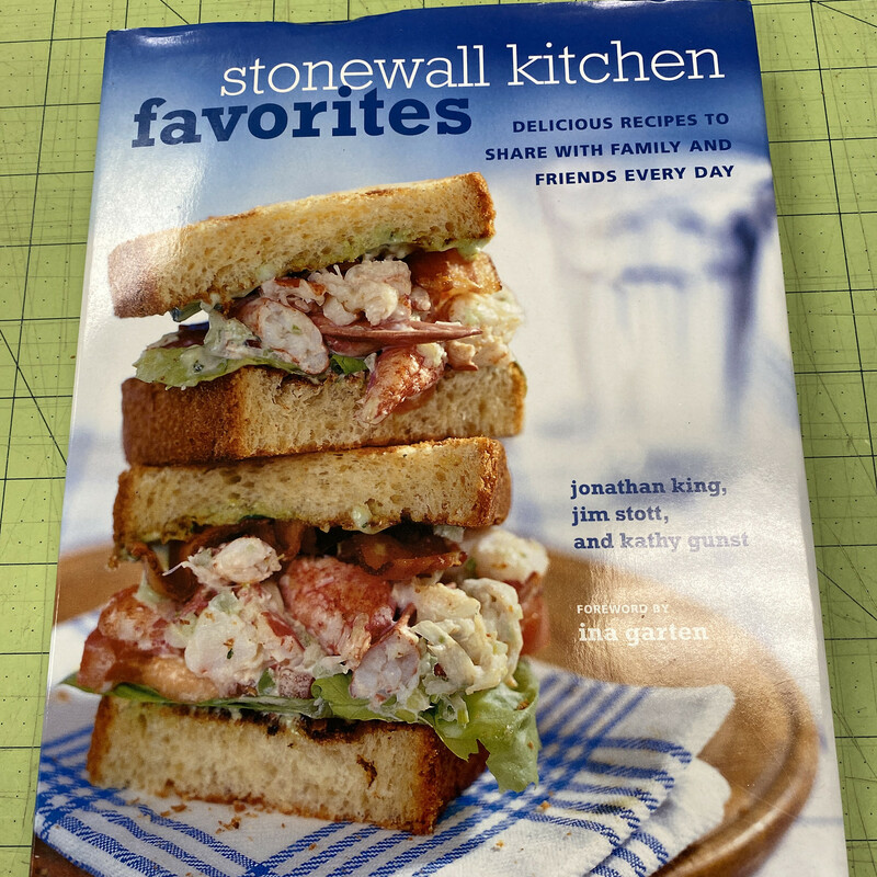Stonewall Kitchen Favorit.