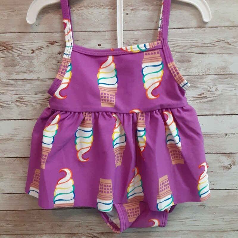 Hanna Andersson Suit, Purple, Size: 12m Girls
