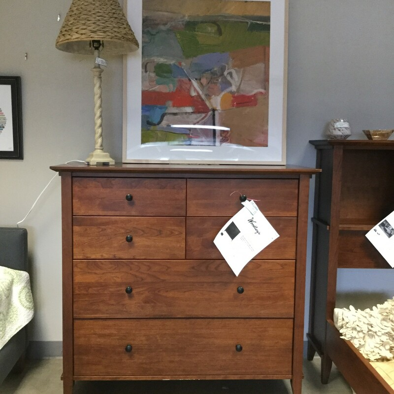 Woodleys Dressing Chest.