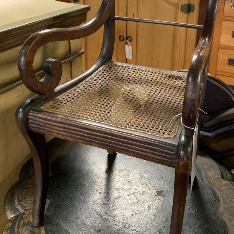 Antique Childs Chair.