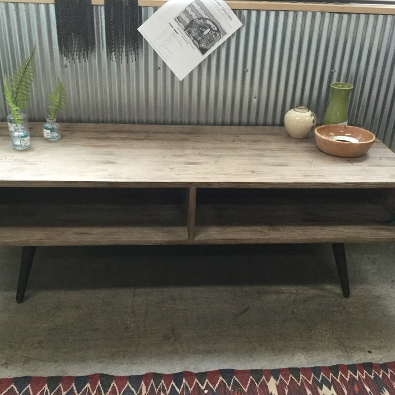 "World Market Media Console, Reclaimed, Size: 50""X20\""X17\"""