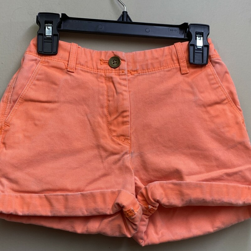 Crewcuts, Orange, Size: 8