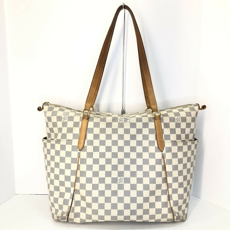 Louis Vuitton Azur Totally GM, $849.99