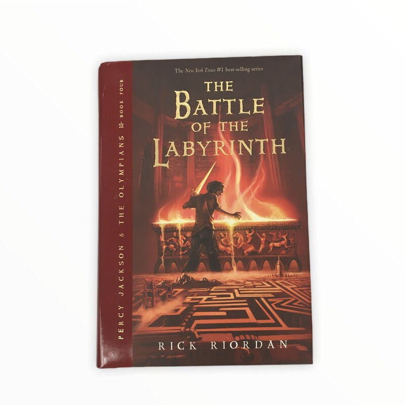 Battle Of The Labyrinth.