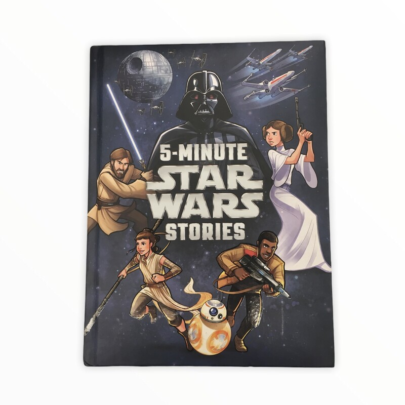 5 Minute Star Wars.