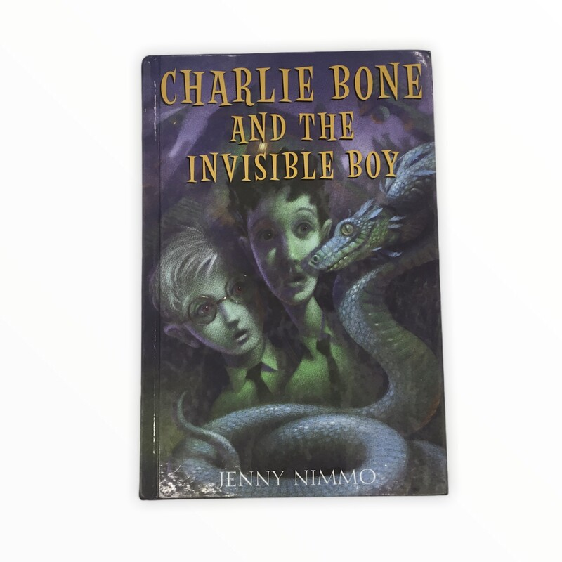 Charlie Bone And The Invi.