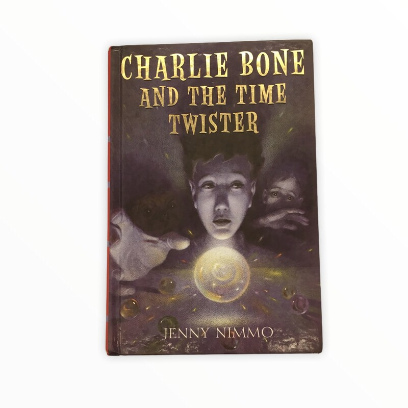 Chalie Bone And The Time.