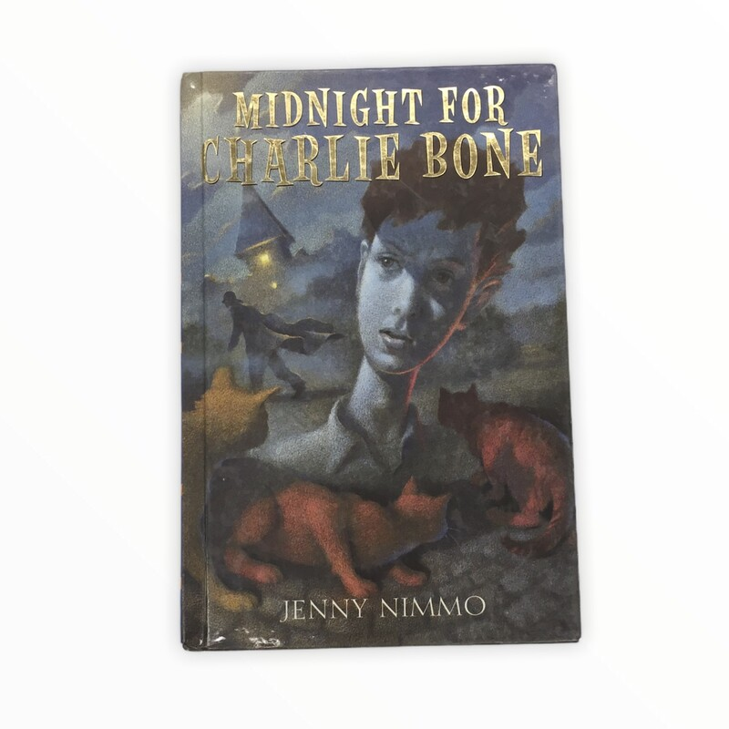 Midnight For Charlie Bone.