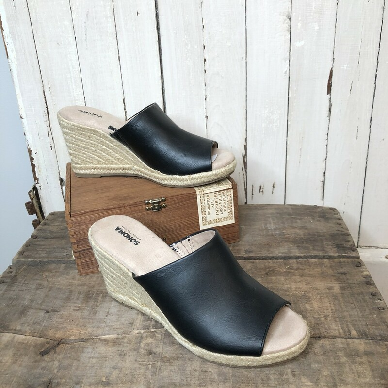 Wedge Sandals NWT.