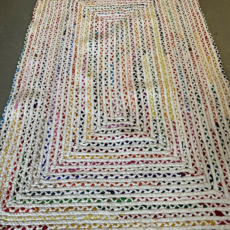 Nomad Braided Rug.