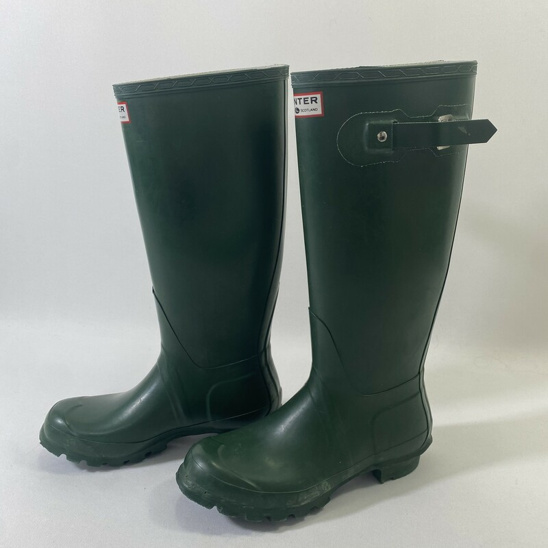 100-245 Hunter Rainboots.
