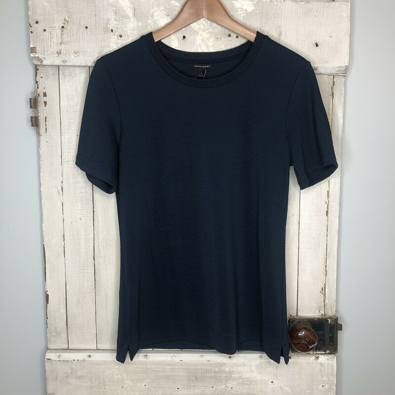 Shell Banana Rep, Navy, Size: Small