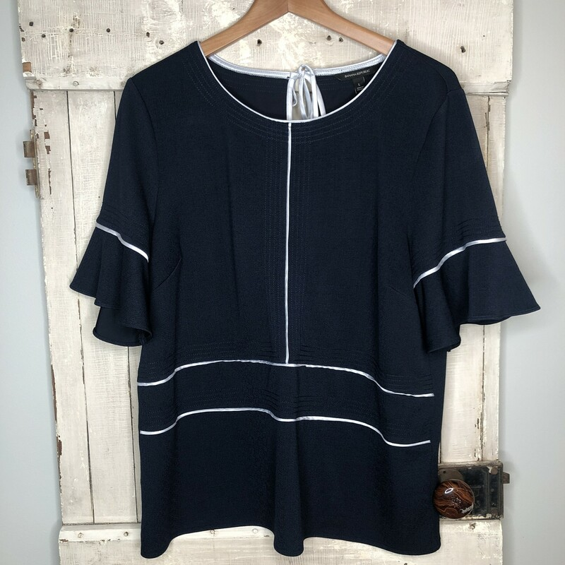 Top Banana Rep, Navy, Size: Large