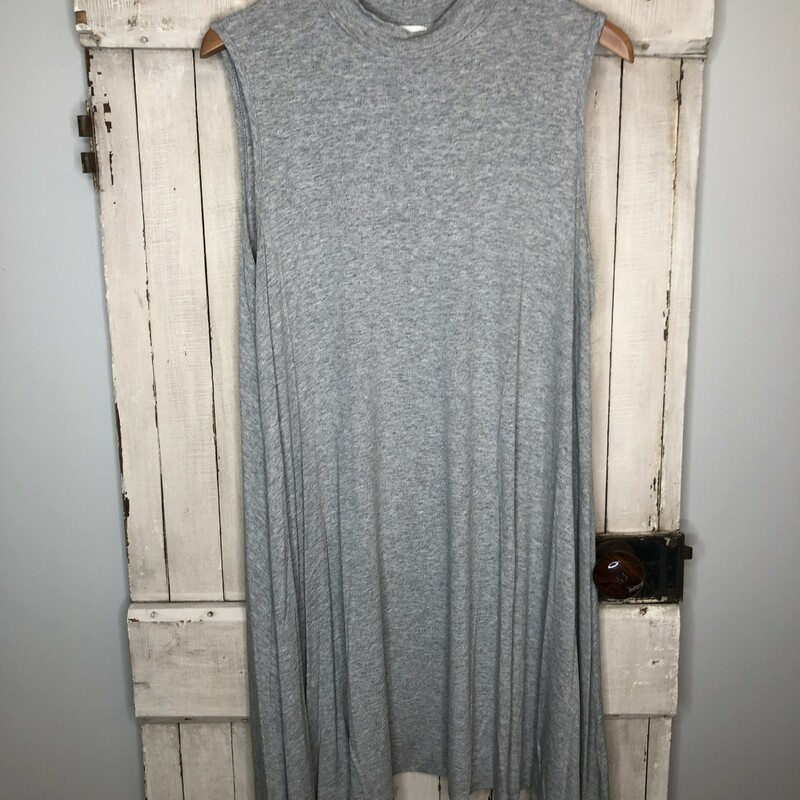 Sundress Thyme&Honey, Gray, Size: Large