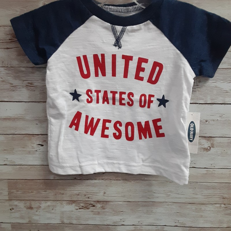 Old Navy NWT Tee.