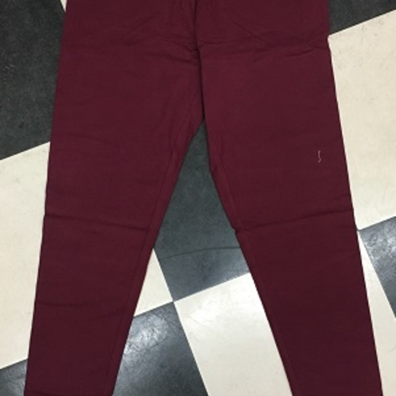 We have some new solid color Full Length Hi Waisted leggings and they are really comfy. You can dress these up or dress them down. The material is made of 92% Cotton 8% Spandex with an inseam of 27in.