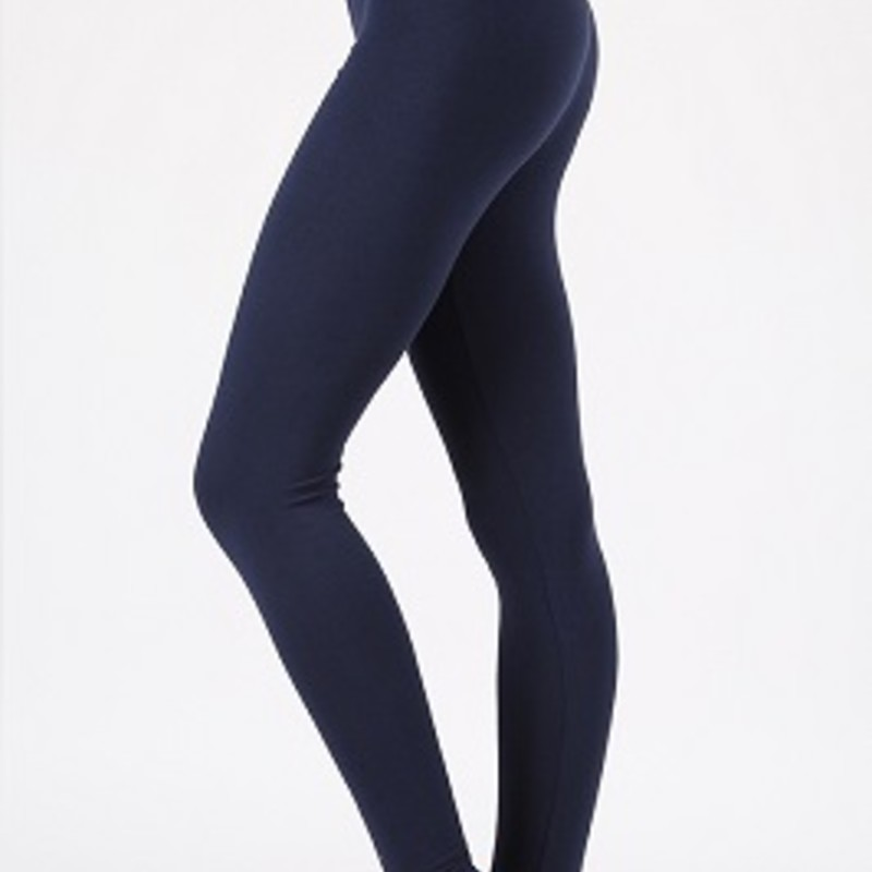 Get you a pair of our Zenana Regular Length Leggings. They are perfect for all your outfits they are super comfortable and you can dress them up or dress them down. Wear them to any occasion, they are made of 95% Cotton 5% spandex and have an inseam 29in.