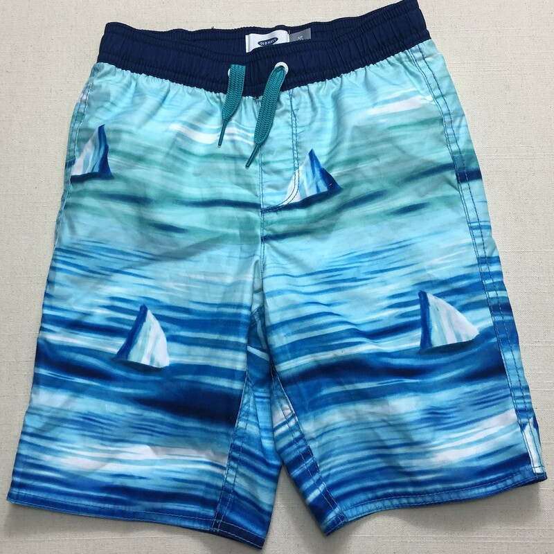 Old Navy Swimming Trunks.