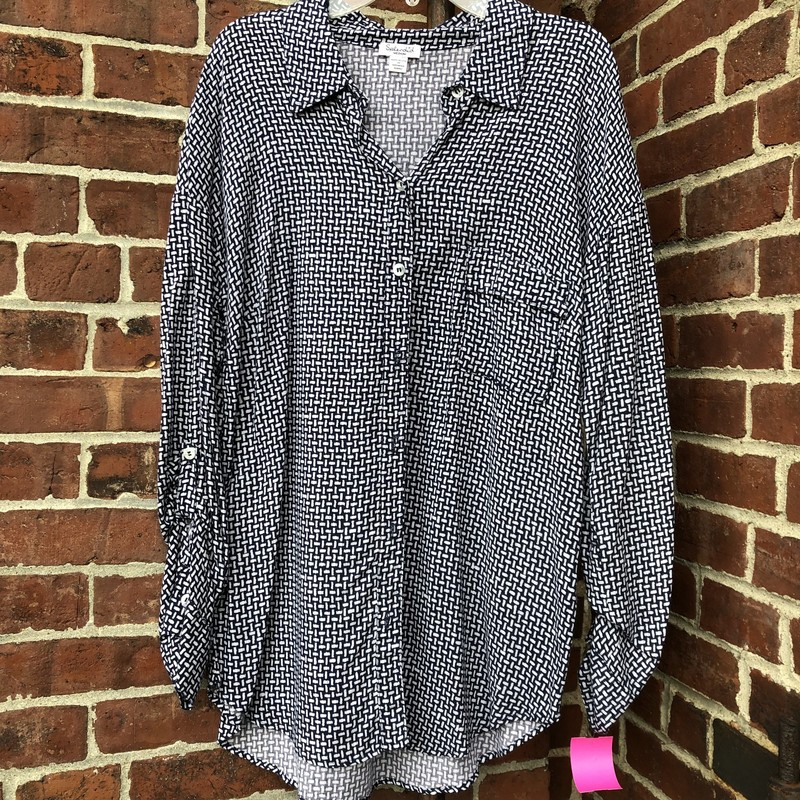 Splendid button up, medium, excellent condition
