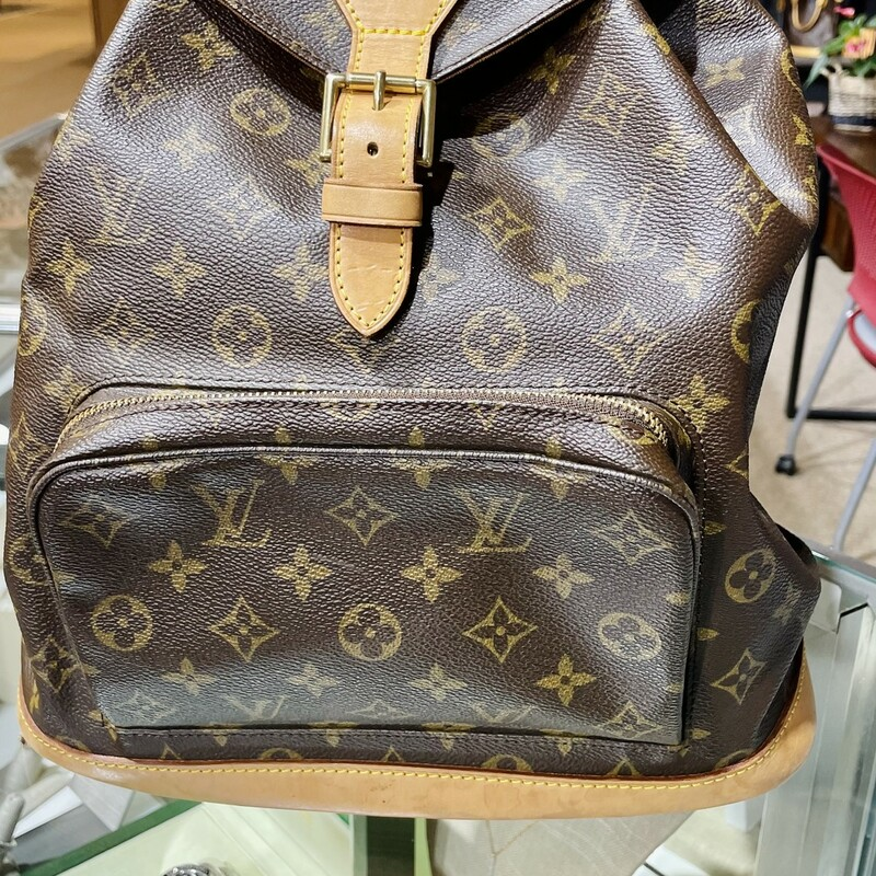 LV Montsouris Gm Bpack.