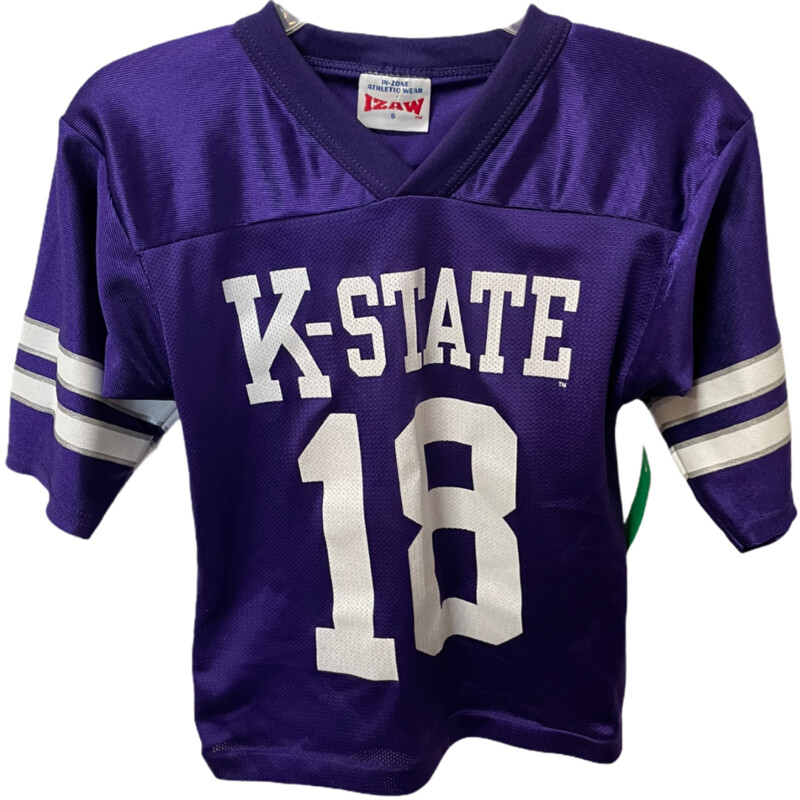 K State Jersey.