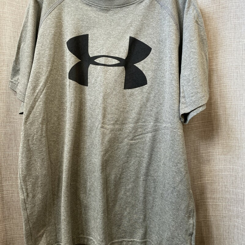 Under Armour, Grey, Size: 10/12