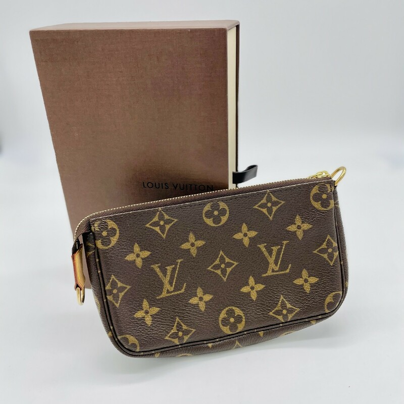 LV COIN PURSE MONO.