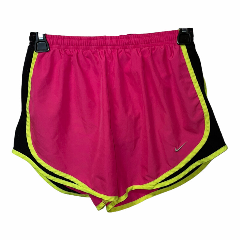Pink And Black Nike Short.