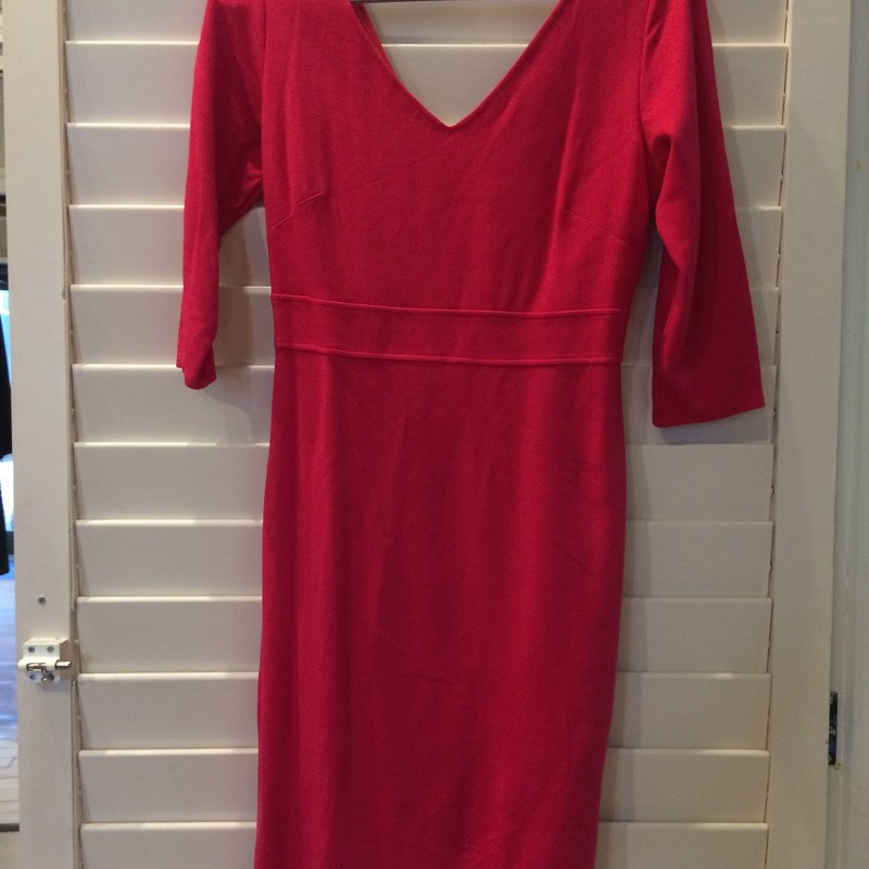 Beautiful red dress from Bailey 44. Size large.