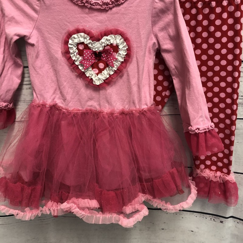 Rare Edition 2 piece Valentine outfit. This outfit is ADORABLE!