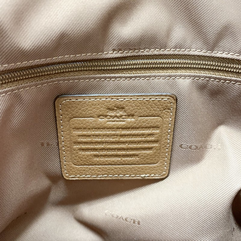 Excellent condition Coach Edie hobo shoulder bag<br /> Cognac color<br /> No stains or marks (inside or outside)<br /> Originally $350
