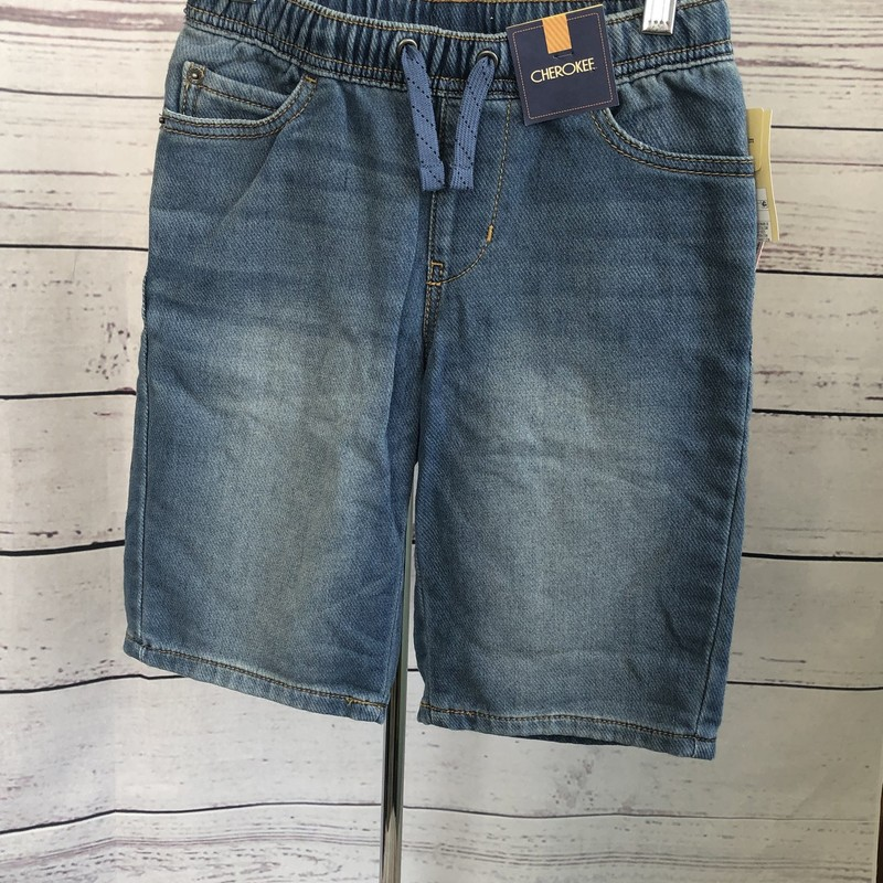 NEW with Tags Cherokee soft denim shorts.