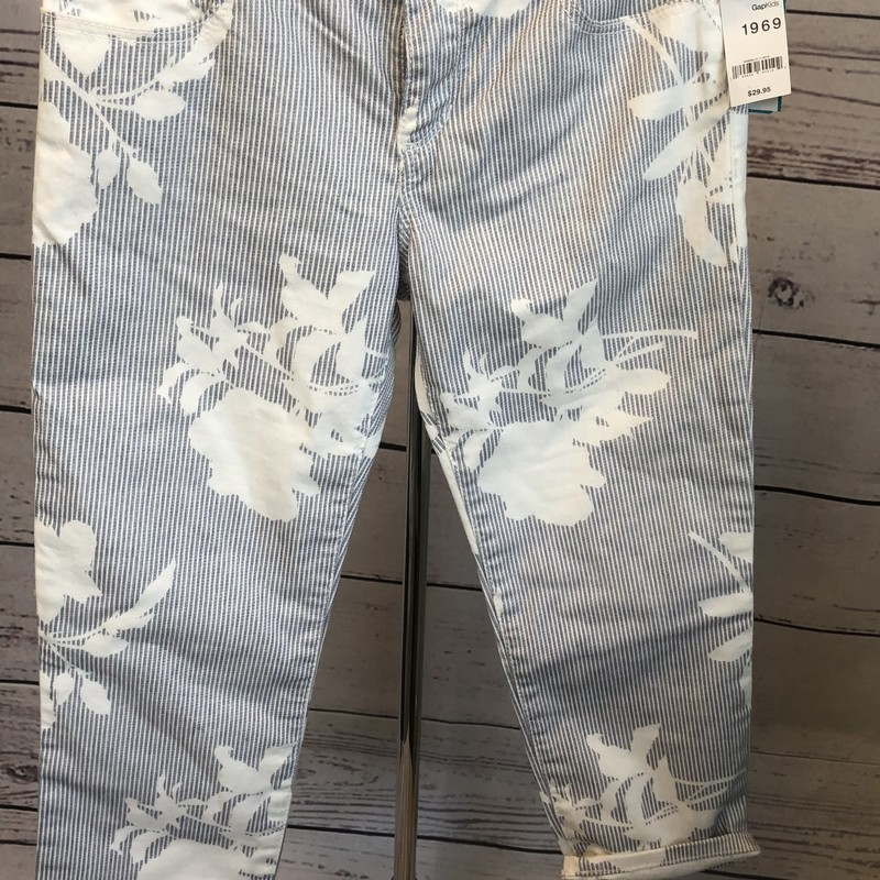 NEW with Tags GAP capri length pants.  These are super cute.