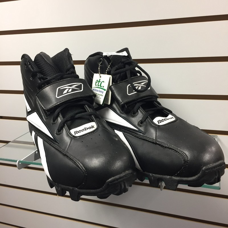 Reebok NFL Equipment Football Cleats, Size: Mens 16.<br /> Have never been worn! may have small imperfections due to not being stored in a box.