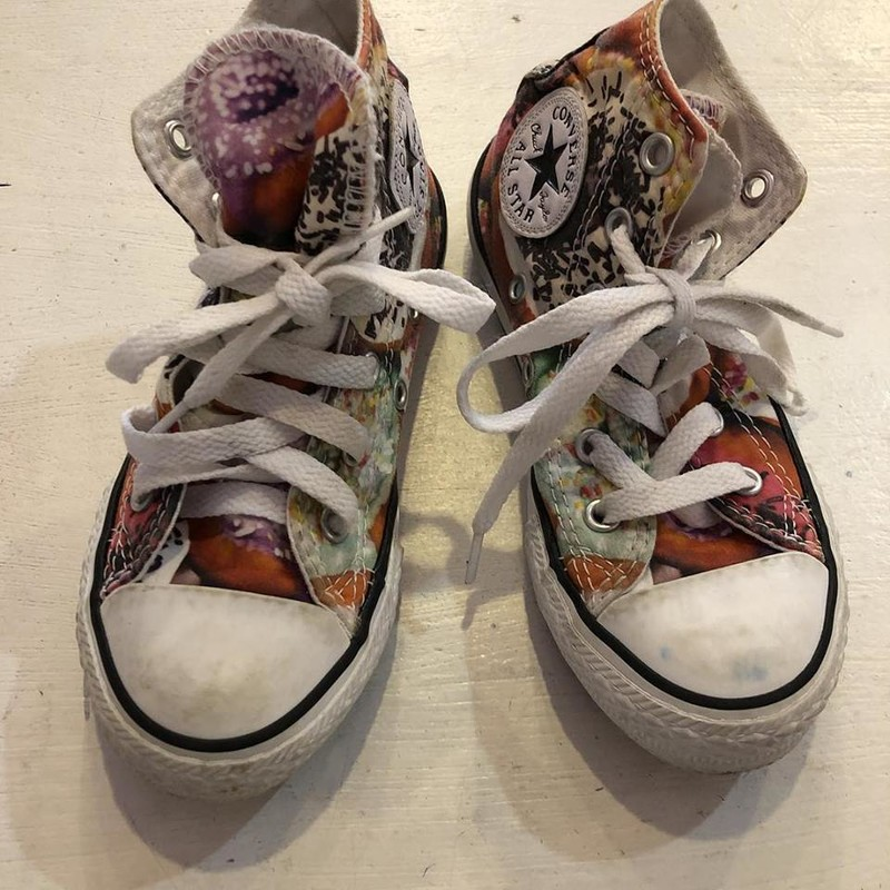 Converse Donuts, Size: 11 toddler