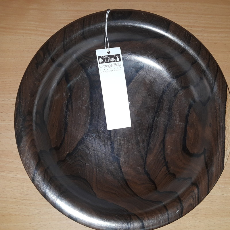 Wooden Plate, None, Size: None