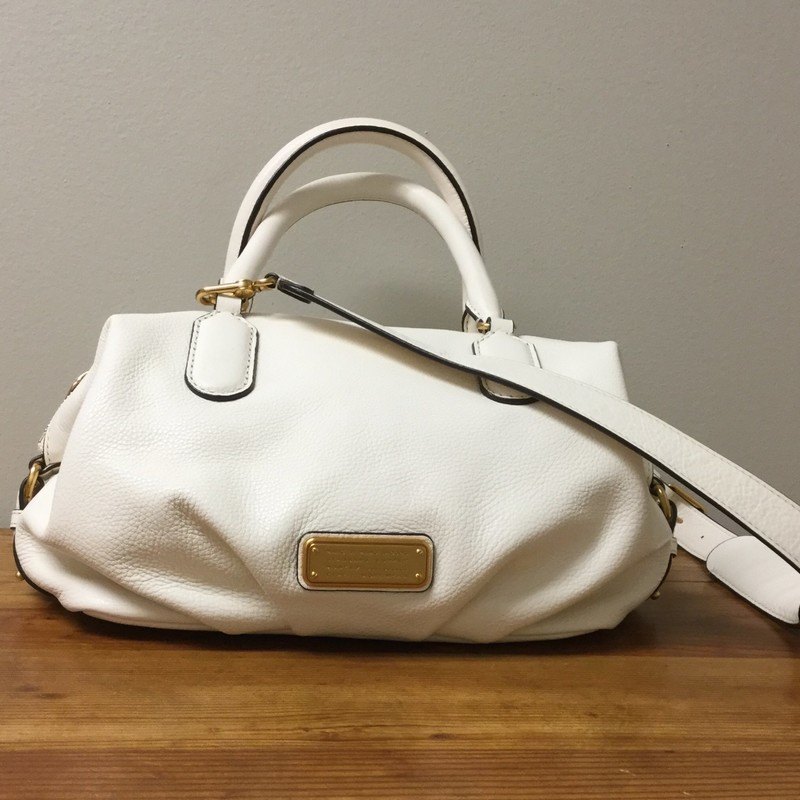 Marc Jacobs Doctor Style<br /> White<br /> $77.00