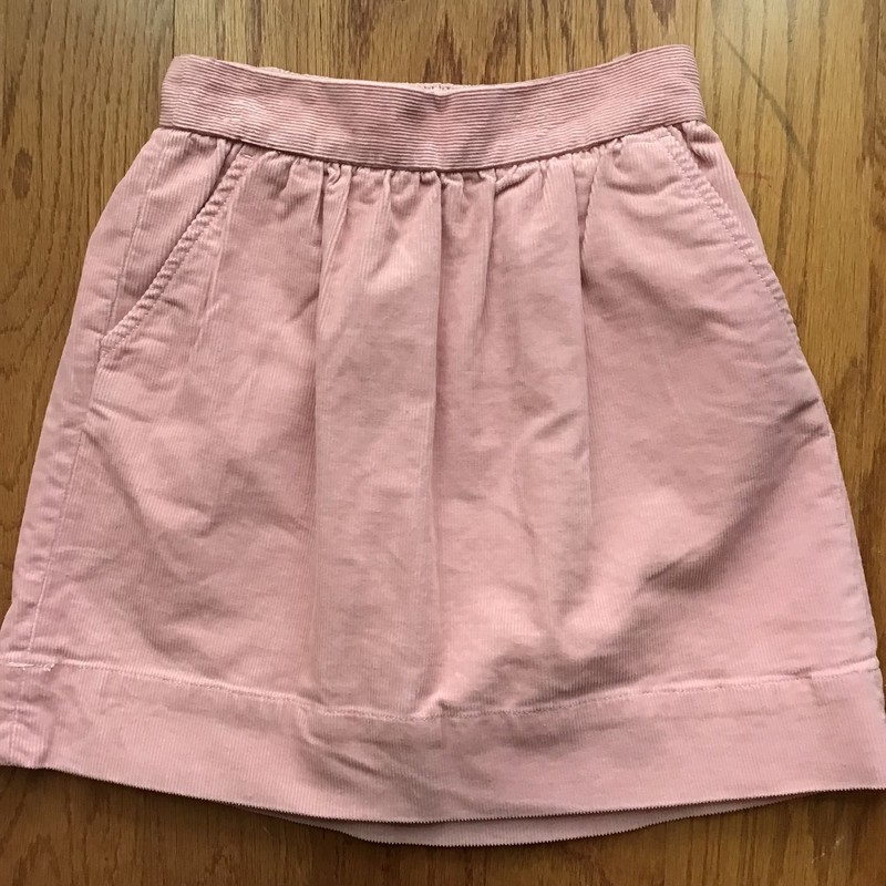 Crewcuts Cord Skirt, Pink, Size: 8