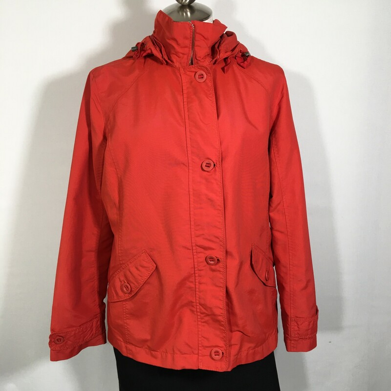 Lands End Rain Coat.