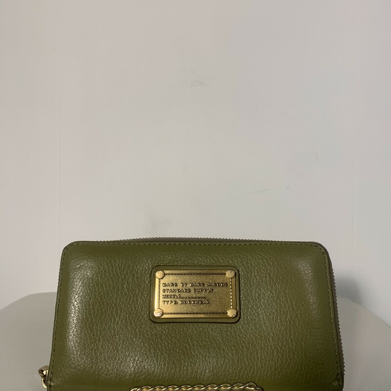 Marc Jacobs- AS IS, Solid, Size: Green
