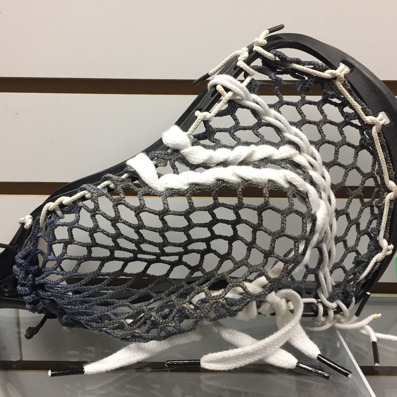 STX Stallion U Strung, Black, Size: Mens