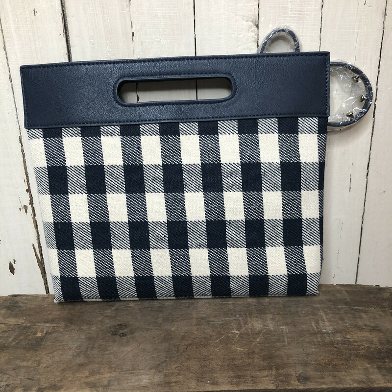 Clutch Anthropologie NWT.