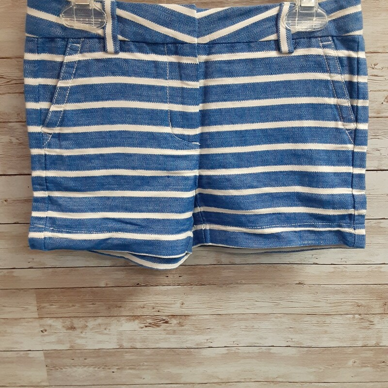 Vineyard Vines Shorts, Blue/wh, Size: 7 Girls