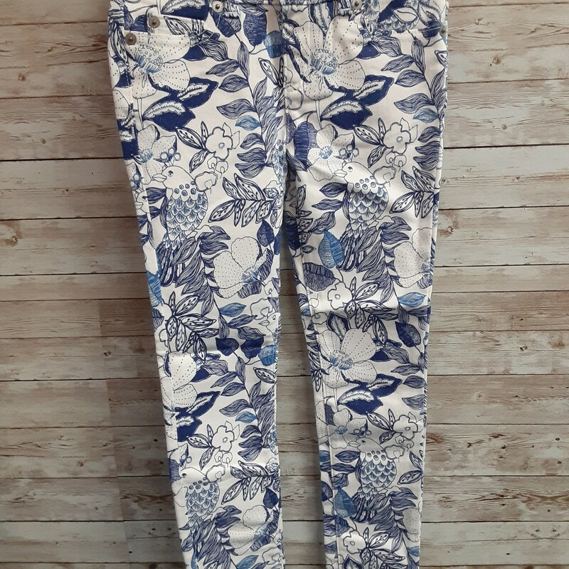 Vineyard Vines NWT Jeans, Wh/blue, Size: 7 Girls