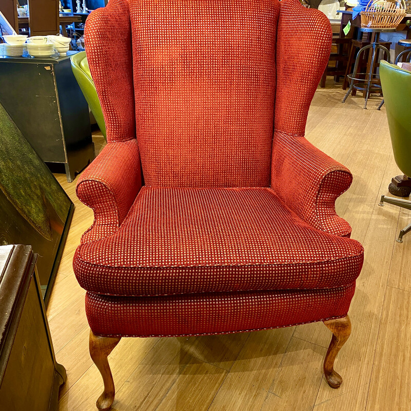 Chair Wingback.