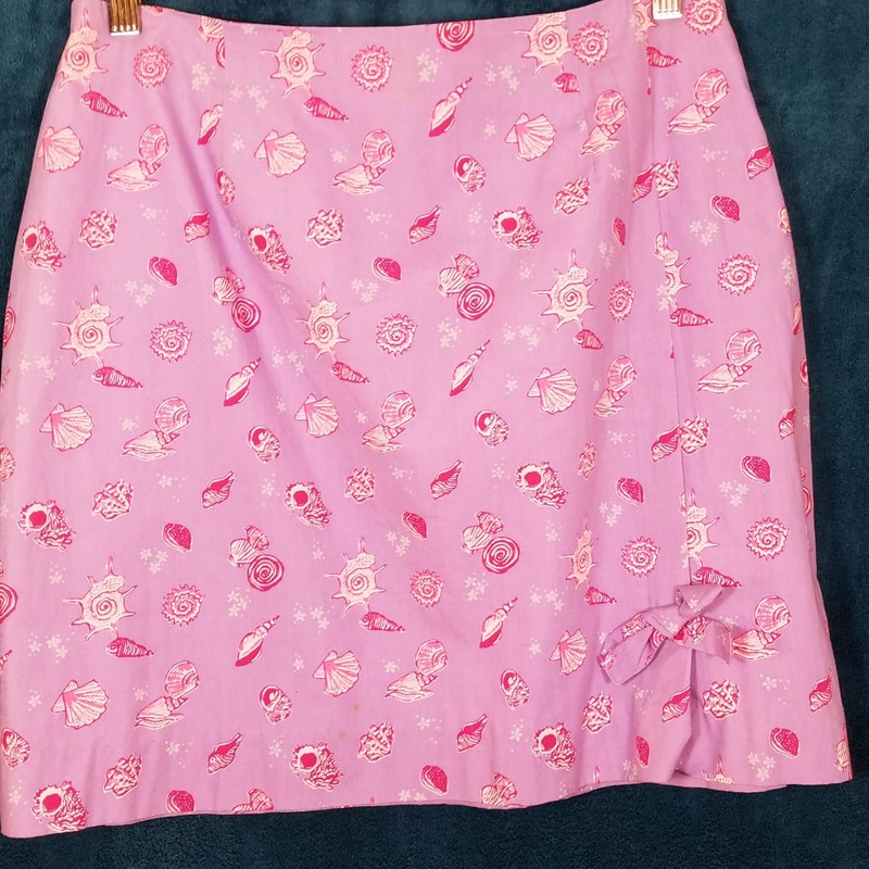 LILLY PULITZER SKIRT<br /> Size: 12